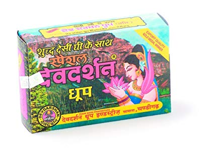 DEVDARSHAN DHOOP 13/- Pcs.12