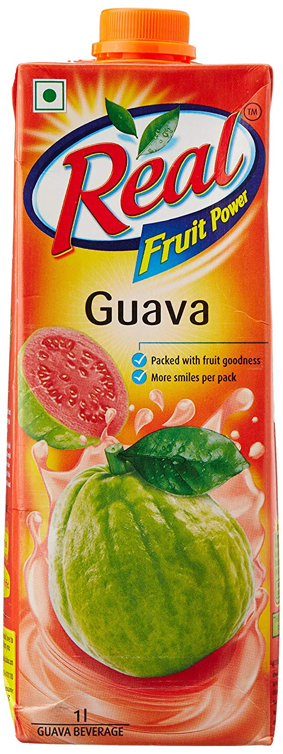 REAL GUAVA 1LTR 100/-