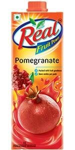 REAL POMEGRANATE 1LTR 110/-