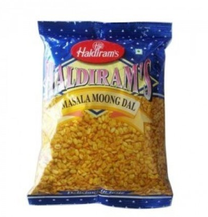 HALDIRAM MOONG DAL 20/- PCS-10