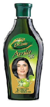 Dabur amla hair oil 20/-