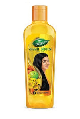 Dabur amla sarson hair oil 48/-