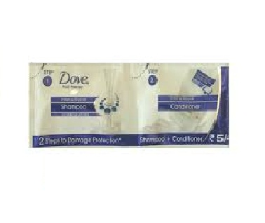 DOVE SHAMPOO+CONDITIONER 5/-